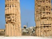 grek rujnuje świątynie dolinne Fotografia Royalty Free