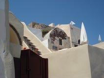 grekisk by Royaltyfri Fotografi