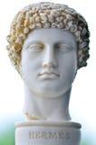 Grekisk gud, Hermes, fotografering för bildbyråer