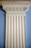 Grekisk kolonn royaltyfri fotografi
