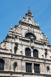 Grekisk ortodox kyrka i Aachen, Tyskland Arkivfoton