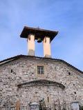 Grekisk ortodox kyrka, Xanthi Fotografering för Bildbyråer