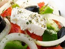 grekisk sallad Arkivbilder