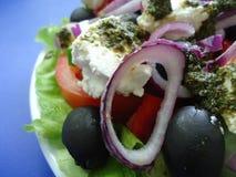 grekisk sallad Royaltyfria Foton