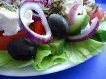 grekisk sallad Royaltyfri Bild