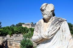 grekisk staty Royaltyfria Bilder