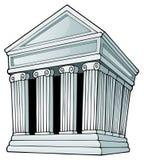 Grekisk temabild 1 Arkivfoto