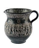 grekisk tillbringare Arkivbilder