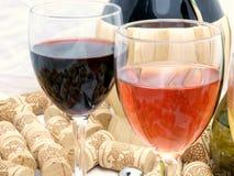 grekisk wine Royaltyfri Foto