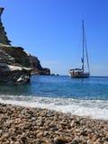 grekiska öar Arkivbilder