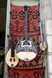 grekiska instrument royaltyfria foton