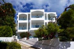 Grekiskt paradis Arkivfoto