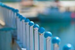 Grekiskt staket Royaltyfri Fotografi