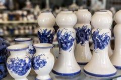 Grekiskt traditionellt keramiskt Royaltyfria Bilder