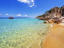Grekland Fotografering för Bildbyråer