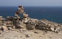 Grekland Aegean hav Royaltyfria Bilder