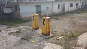 Grekland arachoba Fotografering för Bildbyråer