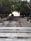 Grekland Atenakropol Fotografering för Bildbyråer