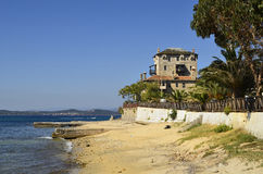 Grekland Athos Royaltyfri Bild