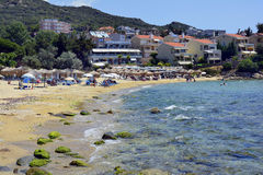 Grekland Eastmacedonia, Kavala Royaltyfri Fotografi