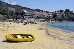 Grekland Eastmacedonia, Kavala Arkivfoton
