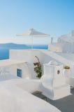Grekland gatasikt Fotografering för Bildbyråer