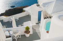Grekland gatasikt Royaltyfri Foto