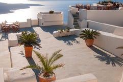 Grekland gatasikt Royaltyfri Bild