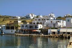 Grekland Lipsi ö Royaltyfria Foton