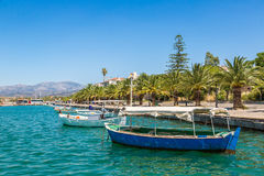 Grekland Nafplion Royaltyfria Bilder