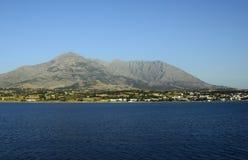 Grekland Samothrace ö Arkivbild