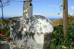 Grekland Samothrace ö Royaltyfria Bilder