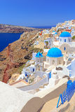 Grekland Santorini arkivbilder