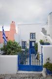 Grekland Santorini Royaltyfria Foton