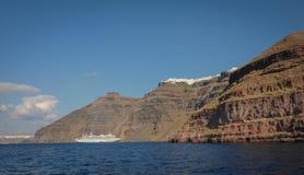 Grekland Santorini Arkivbild