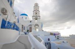 Grekland Santorini Fotografering för Bildbyråer