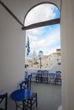 Grekland Santorini Royaltyfria Bilder