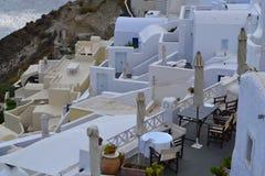 Grekland Santorini, Oia Royaltyfri Bild