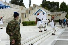 Grekland självständighetsdagen 2013 Arkivbild