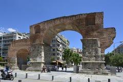 Grekland Thessaloniki royaltyfri foto