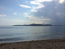 GrekSeptemper väder Arkivbild