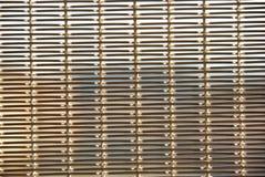 Grelha de aço. imagem de stock