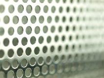 Grelha de alumínio Fotos de Stock Royalty Free