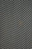 Grelha do metal Fotografia de Stock