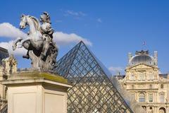 Grelha em Paris Imagem de Stock