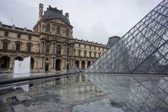 Grelha em Paris, France Foto de Stock Royalty Free