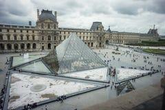 Grelha em Paris, France Fotografia de Stock Royalty Free