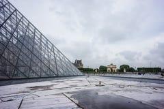 Grelha em Paris, France Fotos de Stock