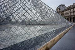 Grelha em Paris, France Fotos de Stock Royalty Free