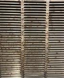 Grelha oxidada Fotos de Stock